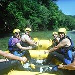 Rafting στο Βοϊδομάτη
