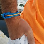Nautical bracelet. Croatian brand. Handmade in Croatia. What to buy from Croatia. Croatian handm