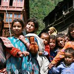 Faces from Himalayan Village
