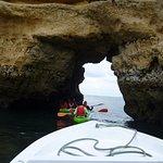 Kayak Cruise em Lagos