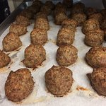 Meatballs,chicken cutlets,deli platters,breakfast sandwiches all made fresh everyday