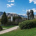 Monument To Four Courageous Men