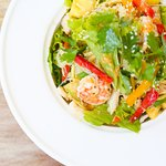 Thai Salad Seafood