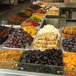 Enough dried fruits to relieve everyone!
