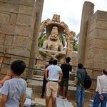 The Lakshmi Narasimha now known as Ugra Narasimha