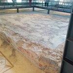Vista dei mosaici
