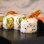 Sushi soft crab