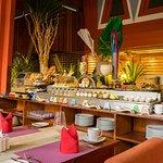 Restaurant/Sala Chhan/Full Buffet Breakfast