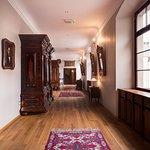 Zamkowy korytarz - 2. piętro
