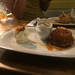 Steames Sticky Ginger Pudding