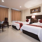 Superior room, two single bed (Twin bed)