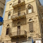 Living in the centre of Old Jaffa