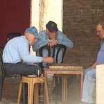 Backgammon is a way of life