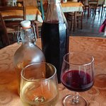 Homemade wine as so moreish!