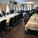 Restaurant floor area