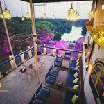 The Most Romantic View only at Mia Bella