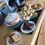 Selection of Homemade Cakes