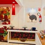 Area do Cafe da Manha