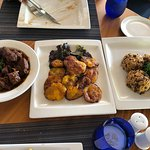 Special Dominican Meal prepared for us.(Not on any menu)