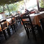 ... Restaurant Scene ...
