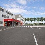 Le parking de l'Hôtel B&B Valence TGV Romans
