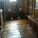 the sacristy, with priest hole 1