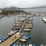 View from Tour de Sanary