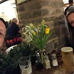 A great weekend at the races and with Paul at the Carpenters Arms