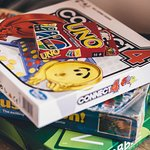 Sit back and play a retro board game