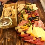 Fabulous food, great little find and a must try for Meat, cheese and Wine lovers. What more coul