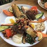 Billede af Yarok Fine Syrian Food from Damascus