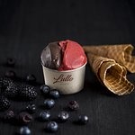 Gelato com nossa deliciosa casquinha artesanal