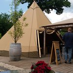 the Tepee private party