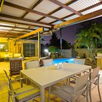 Dining Patio, 2-bedroom apartment