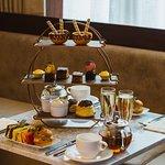 Chocolate Afternoon tea 3