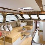 "Unser Luxus Motorboot ""Lady Octopus"""
