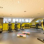 Unsere Technogym Sport Lounge