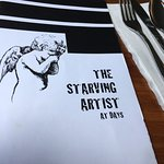 Photo de The Starving Artist