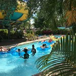 The fun, amazing and beautiful Lazy River