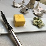 Two types of butter