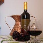 Vino prodotto dalle nostre uve Montepulciano D'Abruzzo Doc