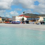 Boardwalk Area of Philipsburg, St. Maarten