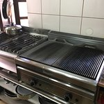 Ultra clean grill
