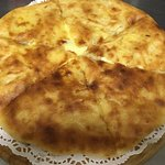 Осетинский пирог с сыром !
