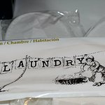 Laundry Service every day !