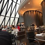 Searcys at The Gherkin Foto