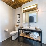 Salle de bain chambre affaire