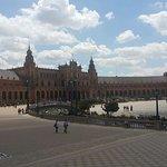 Plaza de Espana Fotografie