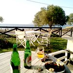 Pleasant place in a magnificent location on the beautiful beach of Drapania Kissamos