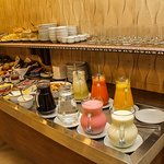 Buffet, Café-da-Manhã